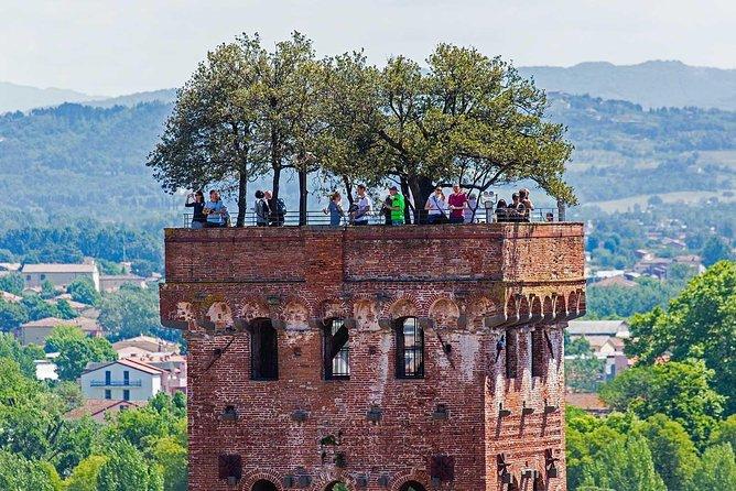 Tour privato: Pisa e Lucca da Firenze