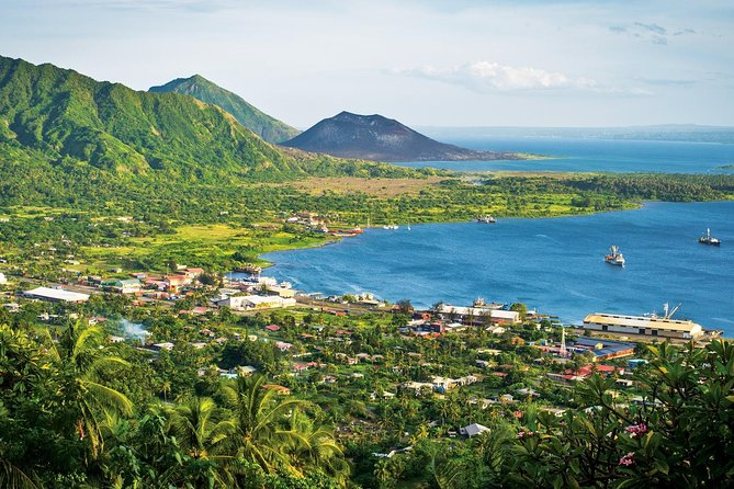 Private tour: Full day Rabaul WW2 Sites