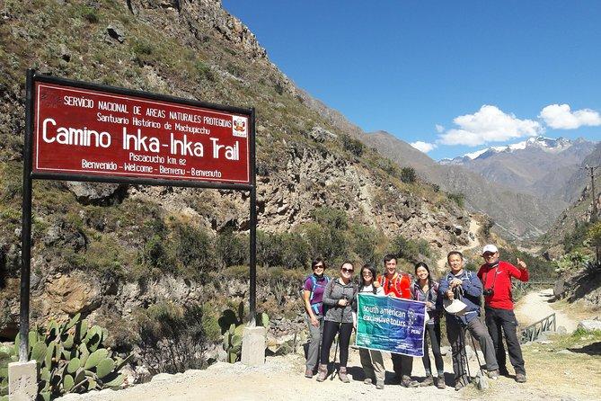 Luxury Inka Trail to Machupicchu - 4 Days/3 Nights