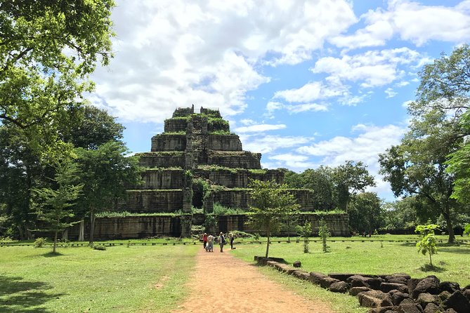 Day Trip To Preah Vihear, Koh Ker UNESCO Heritage, English Speaking Driver