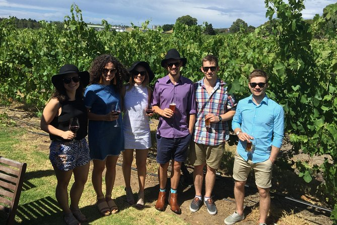 Adelaide Hills and Hahndorf Half Day