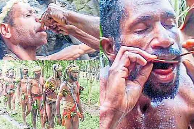 Private tour: Full day Goroka Experience with Asaro mud-men stop photo 8