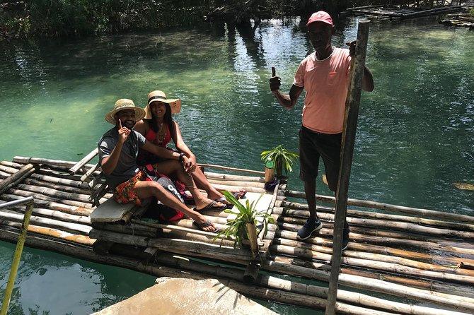 Calypso River Rafting Experience from Ocho Rios