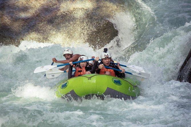"Whitewater Rafting ""El Chorro"" Class IV"
