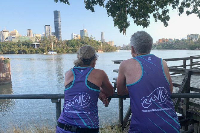 Icons of Brisbane Run Tour 9km photo 1