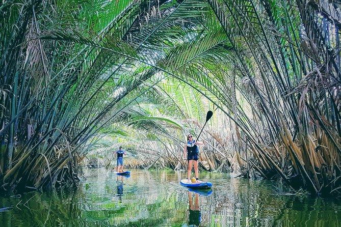 Experience paddling on SUPs on Saigon River