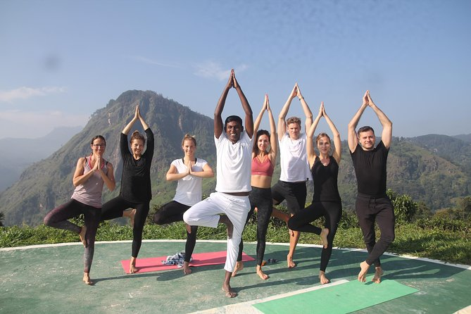 Sri Lankan yoga seeks to improve your Body and Mind with Our yoga trainers.