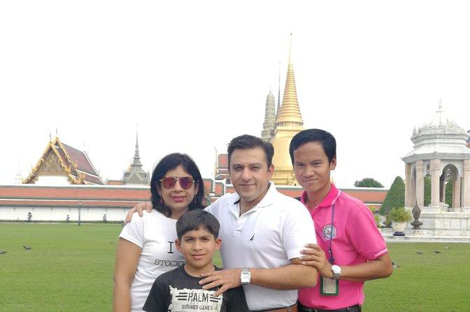 Temples & Grand Palace Tour