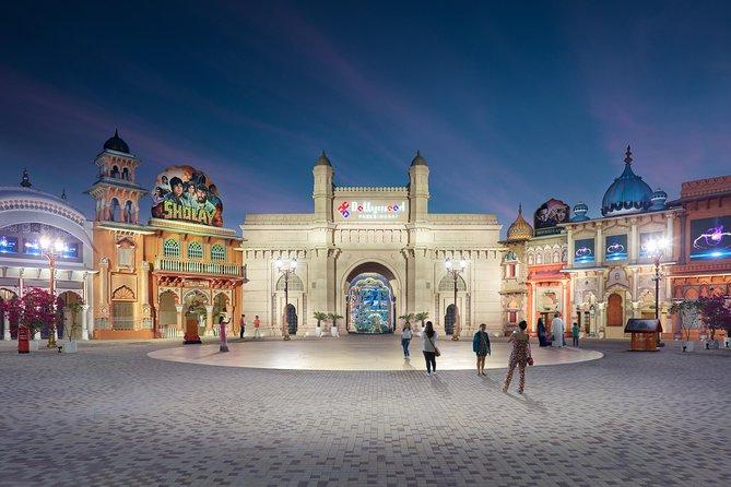 Bollywood Park Dubai with Free Sharing Transfers