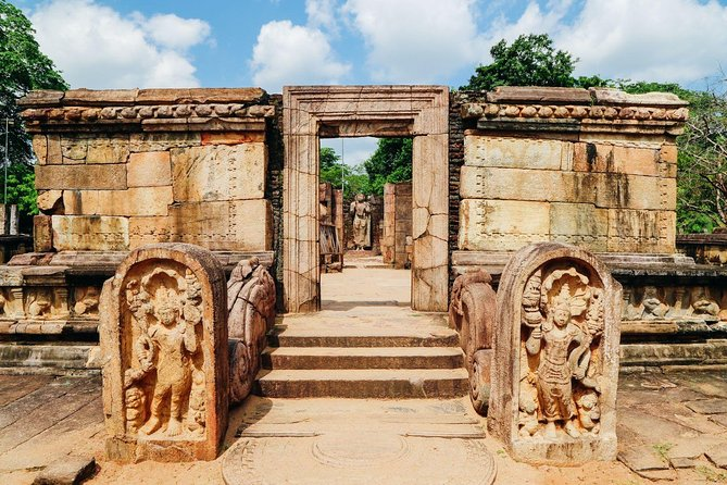 Tour to Polonnaruwa Ancient City photo 9