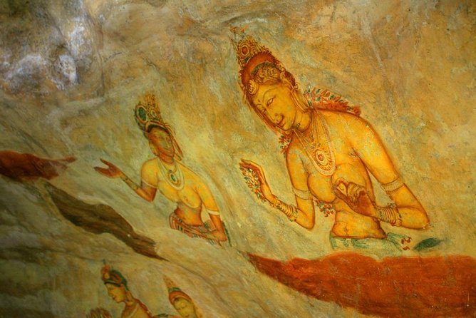 Private Day Tour to Sigiriya Rock & One Of a Elephant Park From Colombo.
