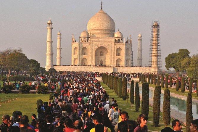 Taj Mahal Sunrise & Sunset overnight Tours