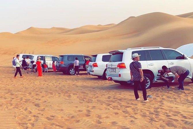 Desert Safari Dubai Evening - Unique