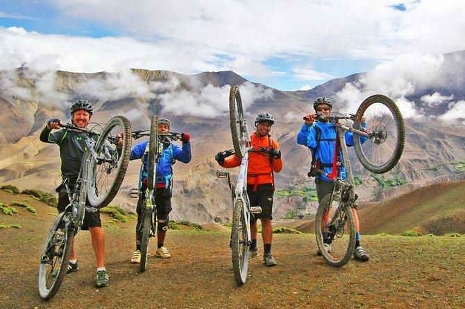 Lower Mustang Valley Biking Tour - 13 Days