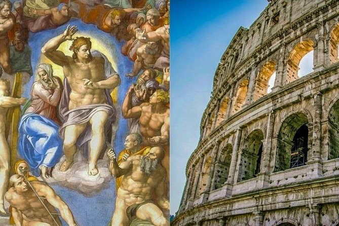 The Colosseum and the Vatican Private Tour: A Complete Roman Experience