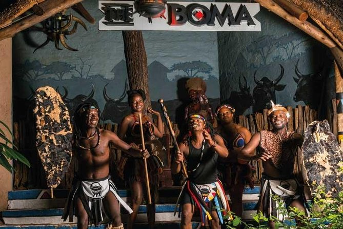 The Boma – Dinner & Drum Show