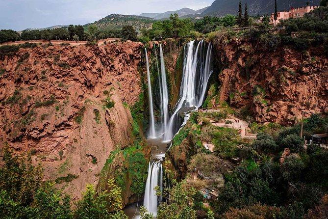 Private Day Trip To Ouzoud Waterfalls From Marrakech In Guided Atlas Excursion