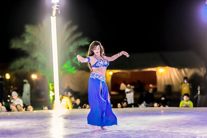 VIP Desert BBQ Dinner in Traditional Camp 6 live Shows Tanora Belly Dance