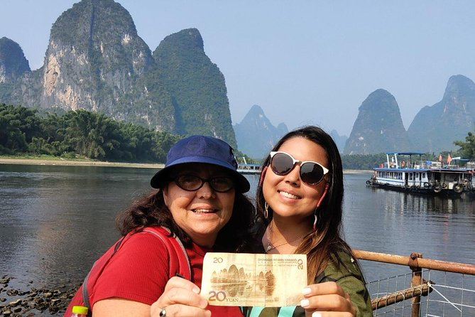 Full-Day Guilin Li-River Cruise with 4 star boat and Fisherman Sunset Show Tour photo 6