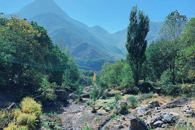 Atlas Mountains And Toubkal Massif & Waterfalls Private Day Trek From Marrakech photo 7