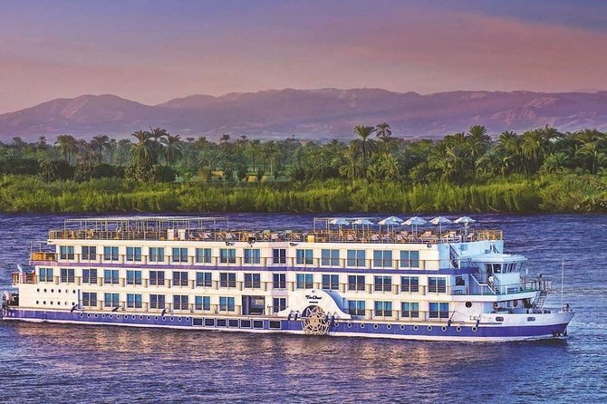 Nile cruise from Luxor for 7 nights