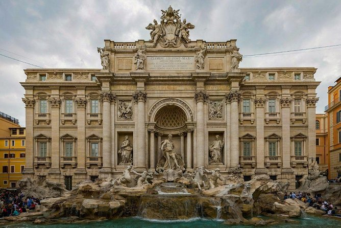 Four Fountains Tour in Rome