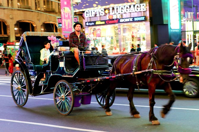 Central Park, Rockefeller & Times Square Horse Carriage Ride photo 16