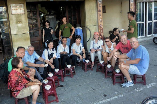 Hanoi Street Food and Culture Walking Tours :3 Hours