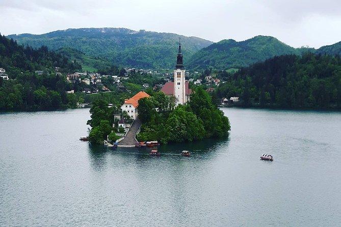 Bled Lake Day Tour From Ljubljana