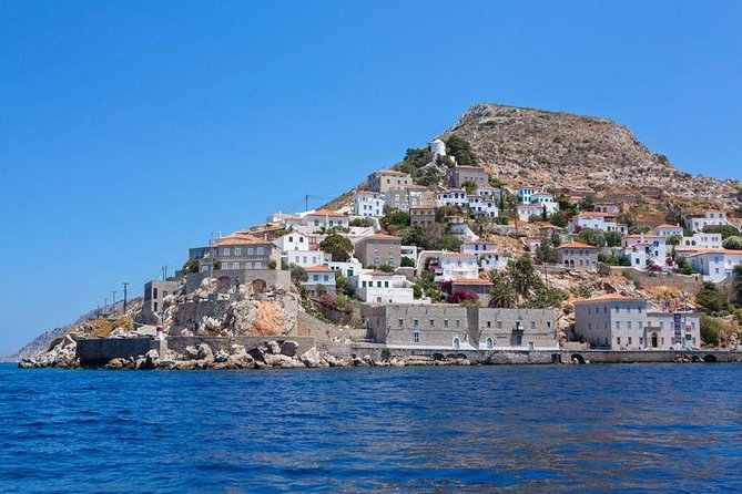 Hydra Island Day Tour with your Private Guide in the Most Cosmopolitan Island