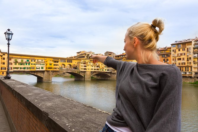 Private Full Day Walking Tour of Florence Highlights with Uffizi and Accademia