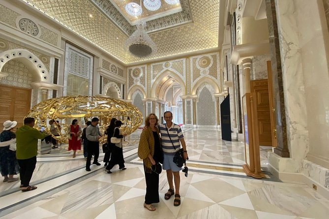 Private Full-Day Abu Dhabi City Tour from Abu Dhabi