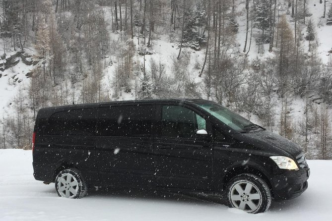 Transfer from Basel Airport or City to Zermatt
