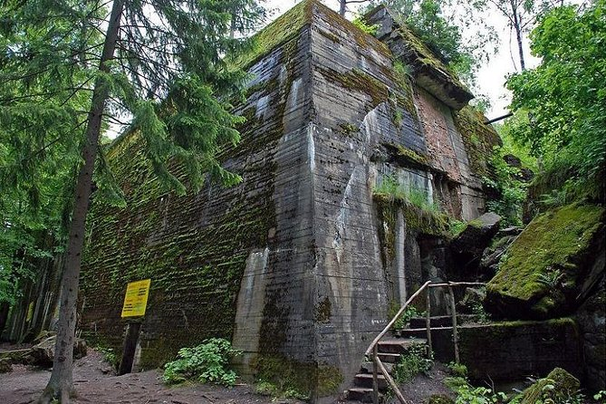 Wolfs Lair - Hitlers hideout photo 1
