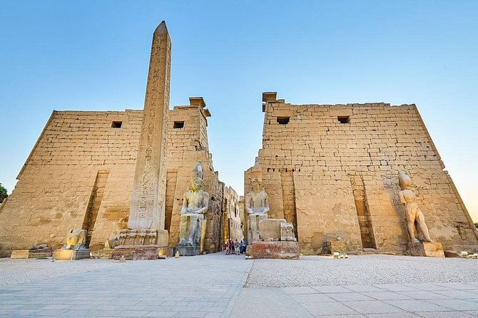 Half Day East Bank Tour to Luxor and Karnak Temples photo 4