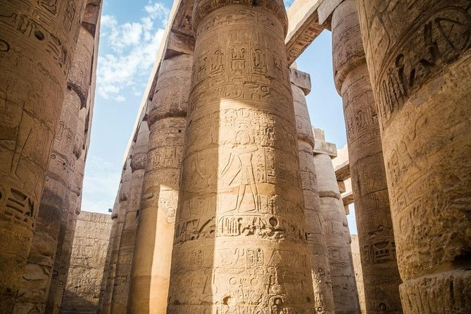 Half Day East Bank Tour to Luxor and Karnak Temples photo 1