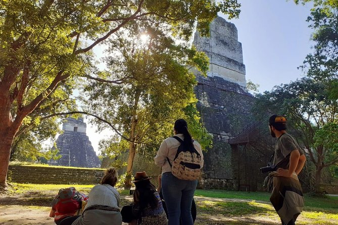Private Tikal Day Tour from Antigua Guatemala · By air