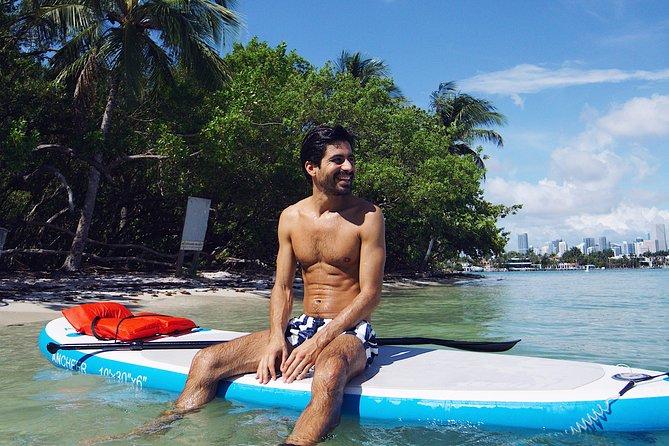 Paradise Island Paddle Board Tour