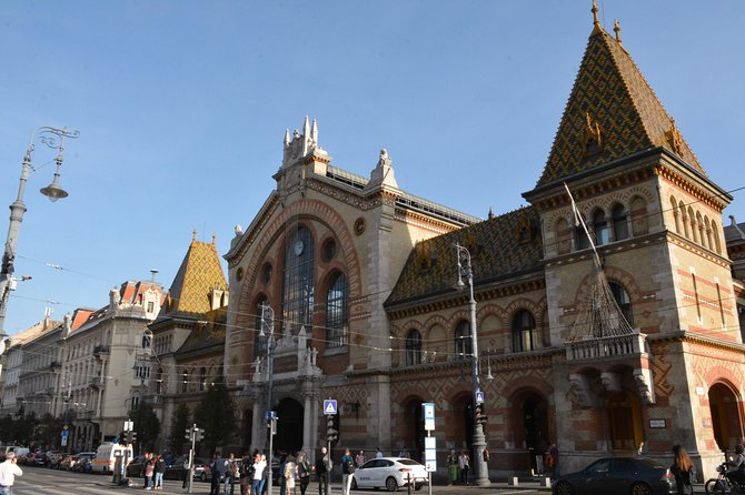 Budapest at First Glance: 2-hour Downtown Walk