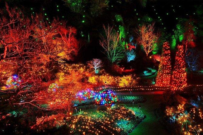 The Magic of Christmas at Butchart Gardens