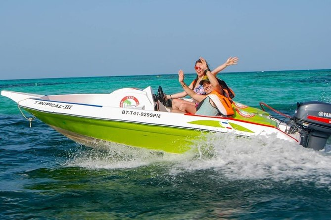 Speedboat with Snorkeling in Punta Cana photo 8