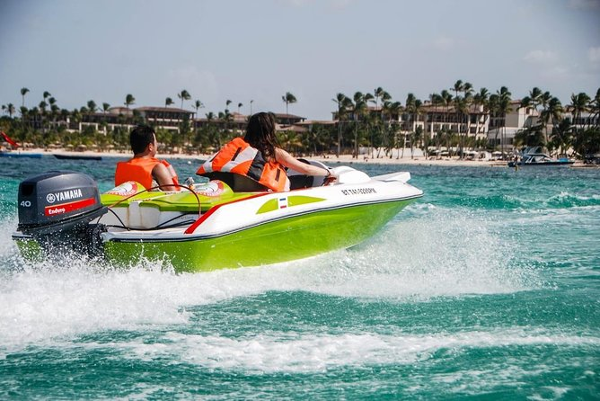 Speedboat with Snorkeling in Punta Cana photo 1