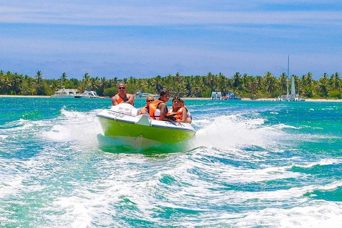 Speedboat with Snorkeling in Punta Cana photo 13