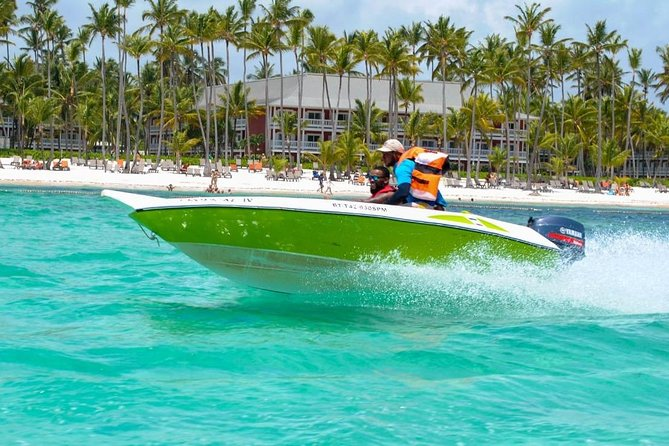 Speedboat with Snorkeling in Punta Cana photo 2