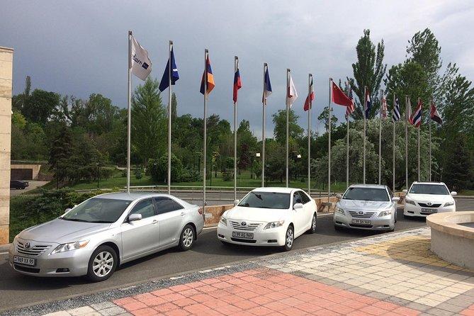 Yerevan Airport Transfer