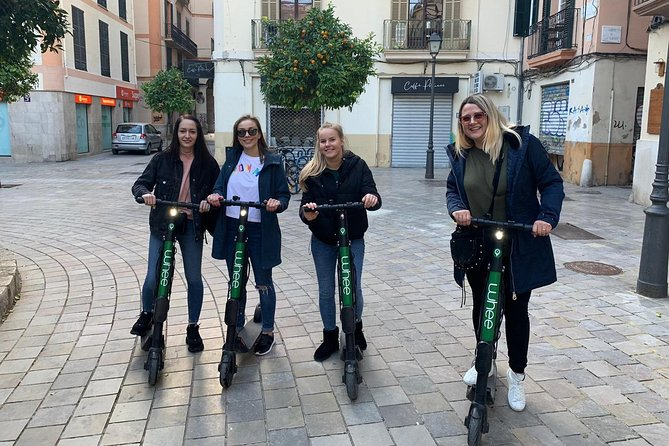 Premium electric Scooter rental with optional delivery and collection service