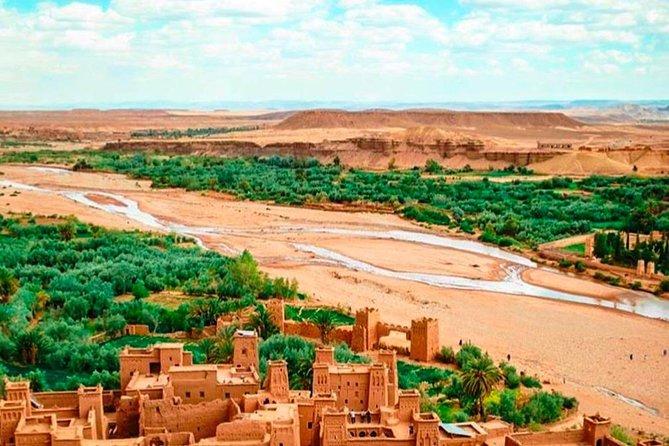 2 Days Excursion - Zagora desert Dunes & Camel Trek
