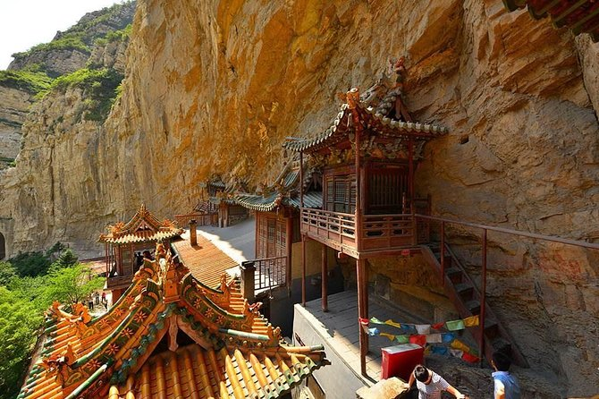 All Inclusive Taiyuan Private Day Tour to Hanging Temple and Yungang Grottoes photo 4