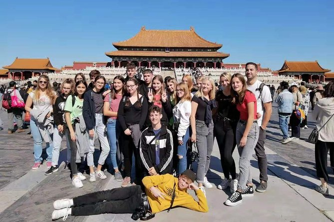 2 Days Beijing Most Classic Private Tour