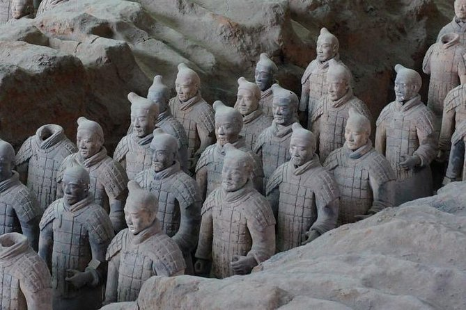 Morning Tour to Terracotta Warriors Museum